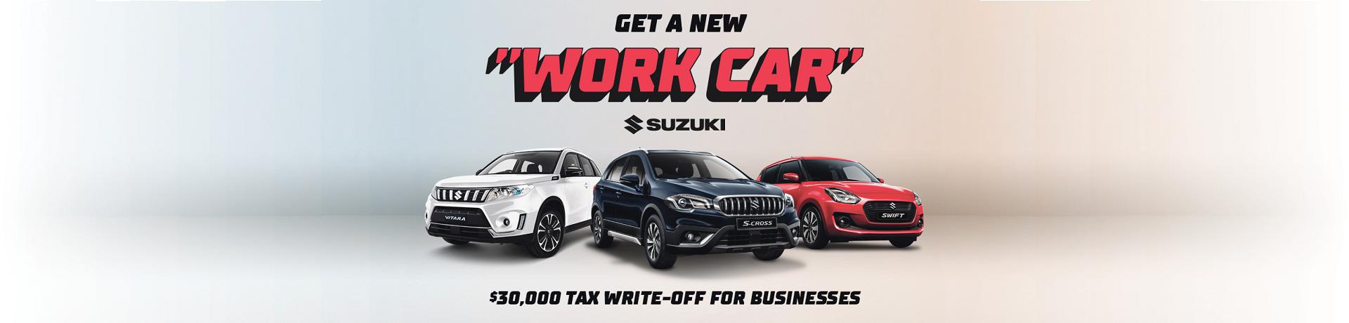 Suzuki In The City | Suzuki Dealer Wayville