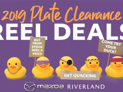 2019 new car deals