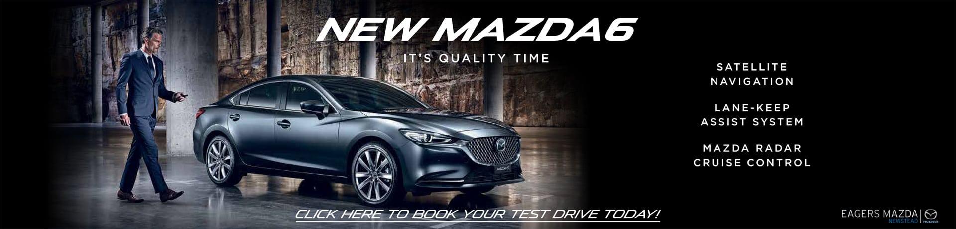 Eagers Mazda | Mazda Dealer Newstead